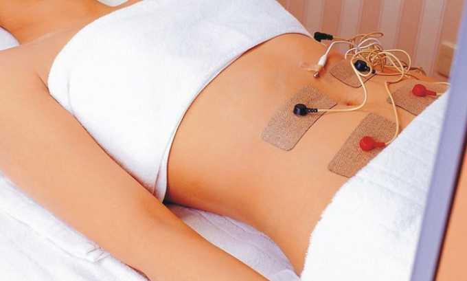Уменьшить боли помогают физиопроцедуры (ультразвуковая терапия, индуктотермия, электрофорез)