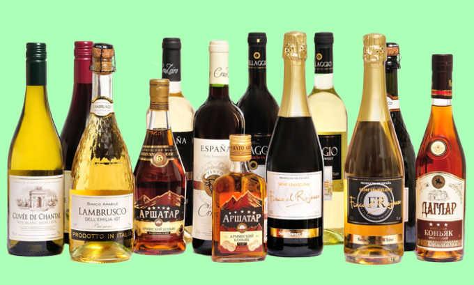 Алкоголь запрещён при панкреатите