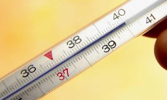 При холецистопанкреатита температуры тела чаще всего не превышает 38ºС