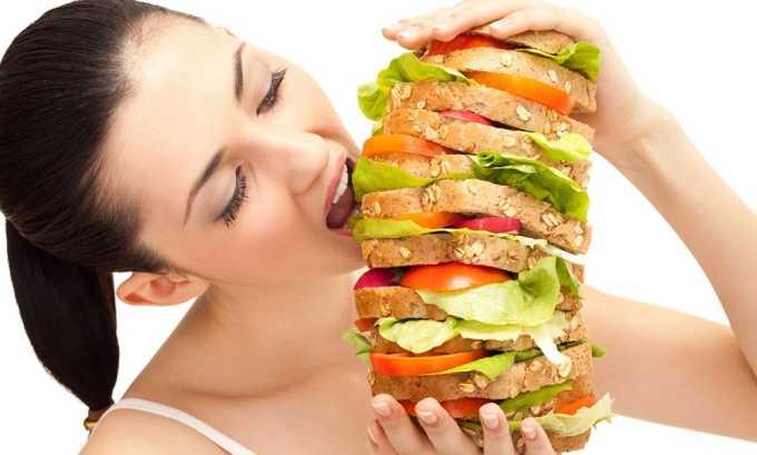 Улучшение аппетита один из свойств употребления яблок