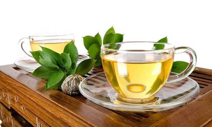 При панкреатите врачи разрешают пациентам пить чай в умеренном количестве