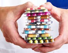 Часто применяющиеся лекарства при хроническом панкреатите