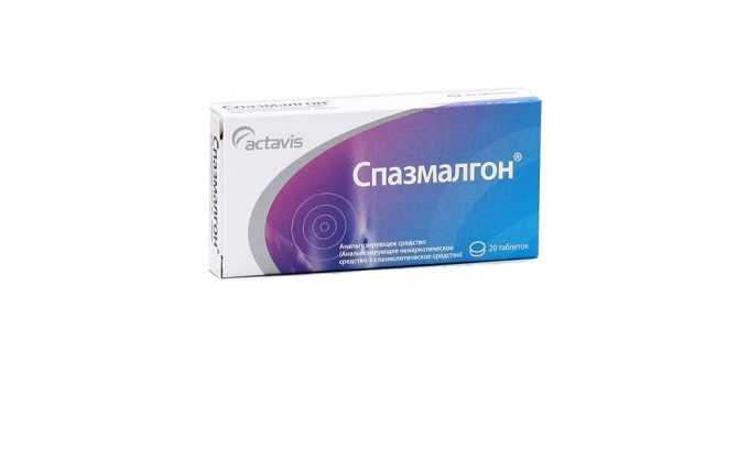 Спазмалгон назначают для устранения головной боли при панкреатите