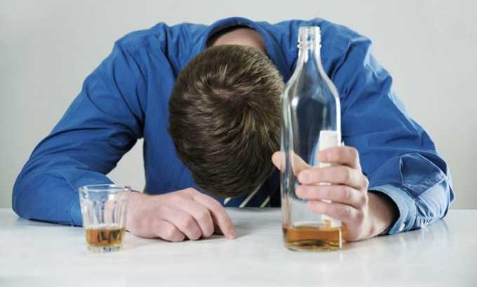 Острый панкреатит может возникнуть из-за чрезмерного употребления алкоголя