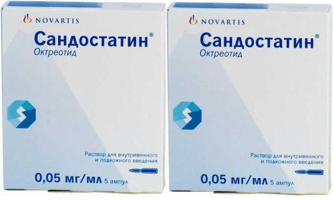 Сандостатин понижает давление в протоках воспаленной железы