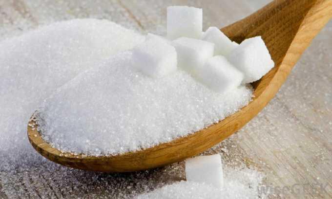 Для каши при панкреатите можно использовать сахар