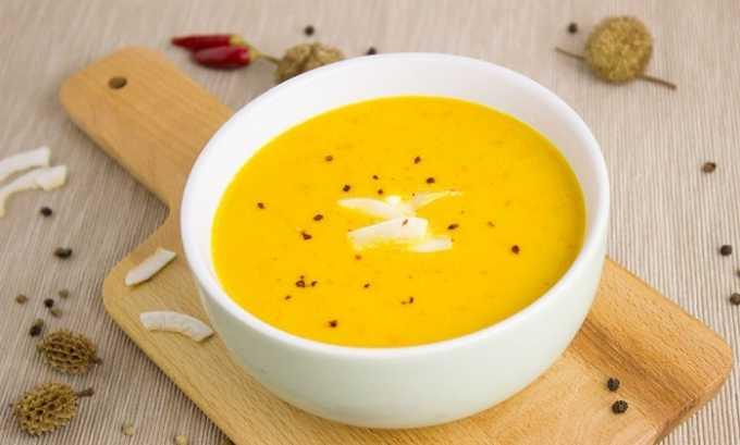 Сырные супы больным панкреатитом можно употреблять только с разрешения врача. При их приготовлении используется лишь один сорт сыра - это японский тофу