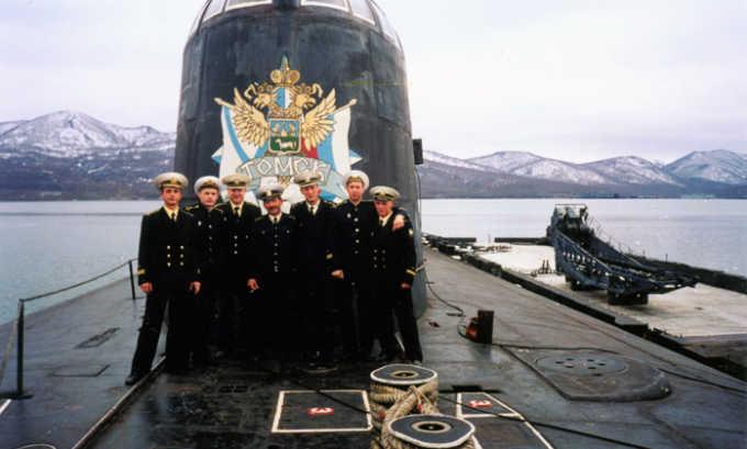 Под запретом подводные войска