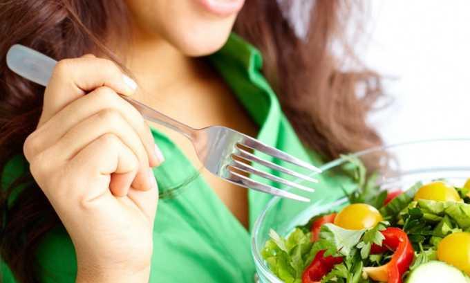За неделю до обследования необходимо соблюдение специальной диеты