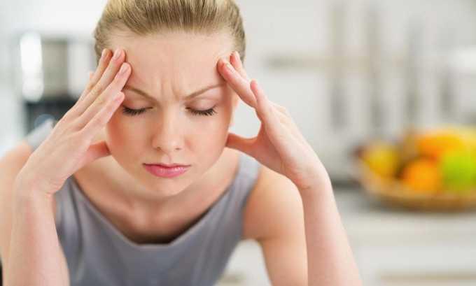 Головная боль, один из симптомов развития отечной формы воспаления поджелудочной железы