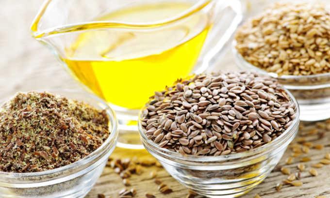 Льняное масло способствует выведению токсинов из организма, регенерации тканей
