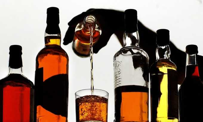 При употреблении винограда со спиртными напитками запускают процессы брожения в пищеварительной системе и вызывают ее расстройство