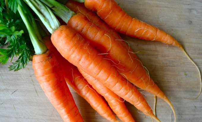 Морковь - ценный в питании корнеплод, оказывающий успокаивающее воздействие на желудочно-кишечный тракт