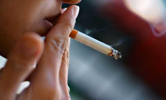 Курение - причина возникновения острого отечного панкреатита