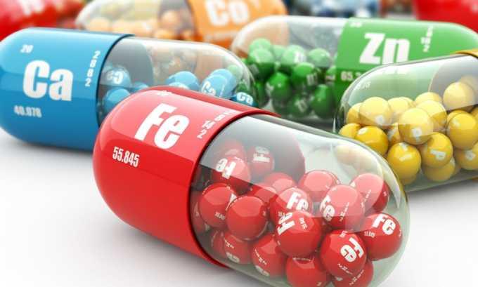 Прем витаминных комплексов для лечения головных болей при панкреатите