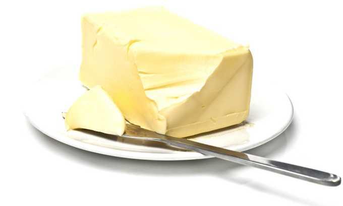Гречку едят с небольшим количеством сливочного масла