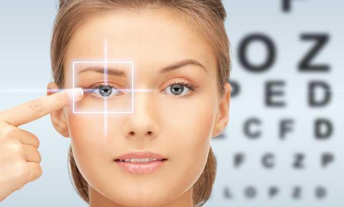 Болгарский перец благотворно влияет на зрение