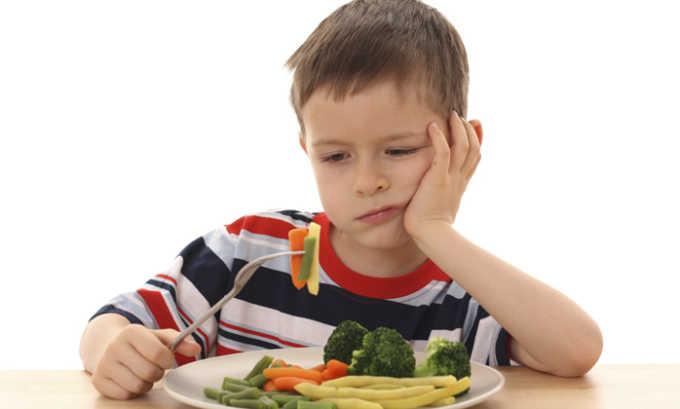 Отсутствие аппетита свидетельствует о панкреатите