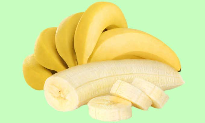 Бананы можно употреблять в свежем виде постоянно (при этом лучше выбирать зрелые плоды)