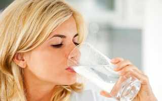 Какую воду разрешено пить при панкреатите?