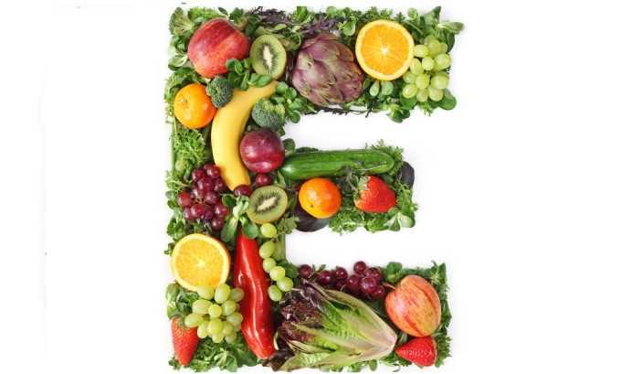 В кураге содержится витамин Е