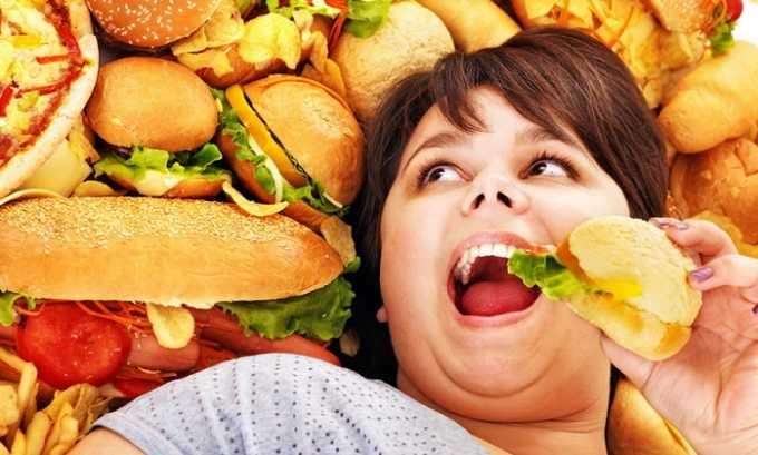 Как острый, так и хронический панкреатит может развиться при переедании
