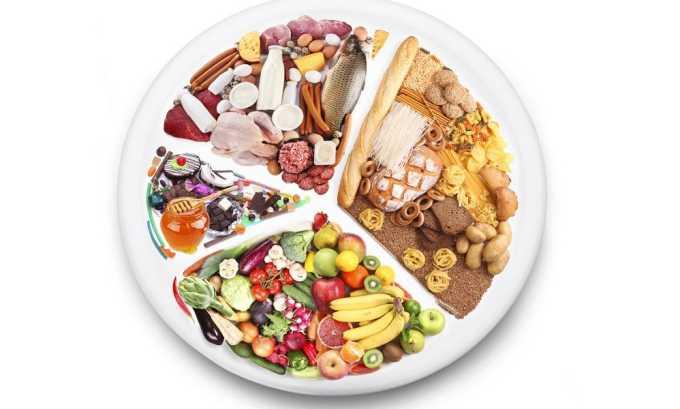 Питаться следует 5-6 раз в день небольшими порциями