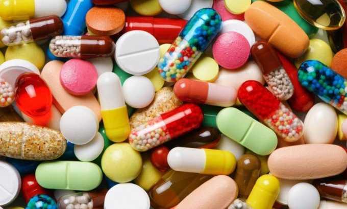Длительная медикаментозная терапия может быть причиной обострения хронического панкреатита