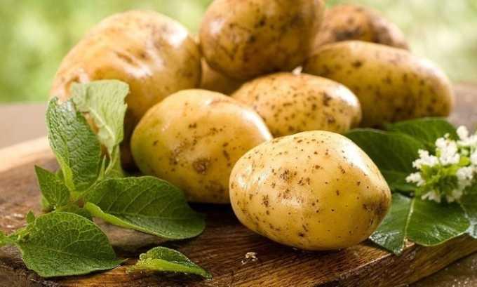 При панкреатите овощи употребляют в отварном виде. В меню больного должен входить картофель