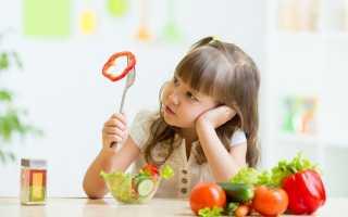 Диета для детей, страдающих панкреатитом