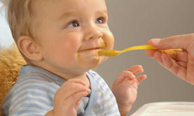 Морскую капусту не следует давать детям до 2 лет