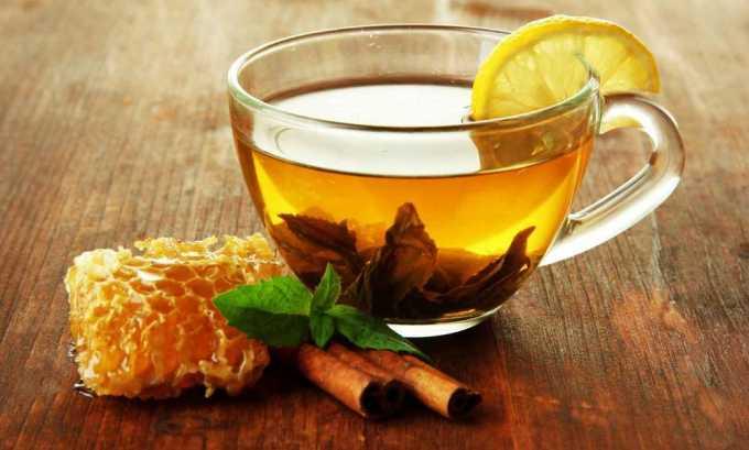 Чтобы не перегружать поджелудочную, лучше отказаться от сахара, а вместо него добавить маленький ломтик лимона или 0,5 чайной ложки меда