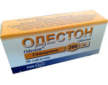 Как и когда использовать Одестон при панкреатите?