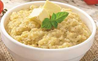 Можно ли пшеничную кашу при панкреатите?