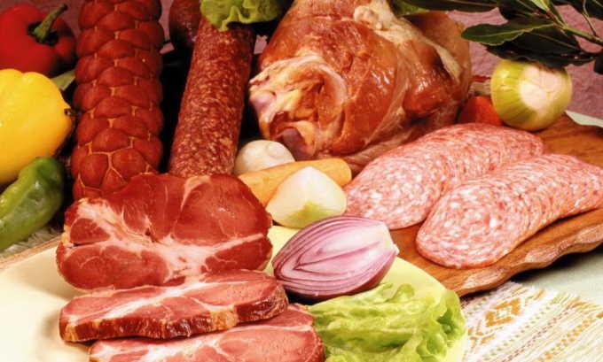 Колбасные изделия негативно сказываются на работе поджелудочной железы