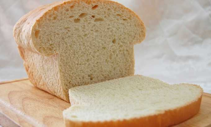 Вчерашний белый хлеб разрешен при холецистопанкреатите