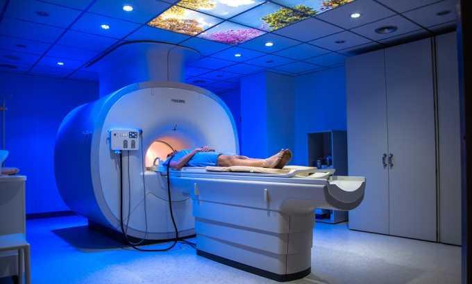 МРТ проводится только в тех случаях, когда есть подозрение на развитие осложнений