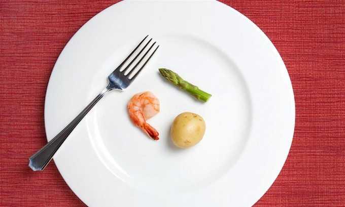 Перед голоданием при панкреоитете нужно питаться 6-8 раз в день и порции должны быть маленькими
