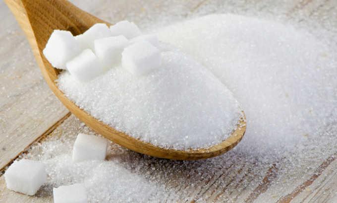 Сахар нужен что бы приготовить джем