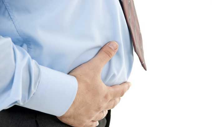 При кальцифицирующем панкреатите может возникнуть вздутие живота