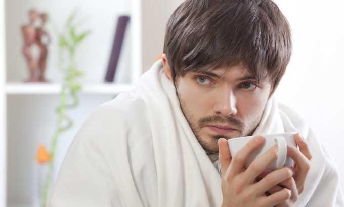 Если у человека развилась отечная форма воспаления поджелудочной железы, то может быть озноб