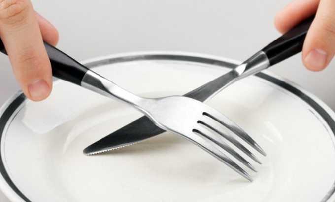Во время обострения панкреатита в течение первых 5 суток нужно воздержатся от приема пищи