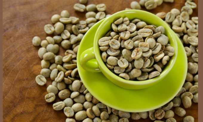 Считается, что зеленый кофе не имеет таких побочных эффектов, как черный, и оказывает благоприятное влияние на организм