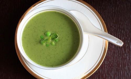 При хронической стадии панкреатита можно приготовить суп-пюре с ламинарией