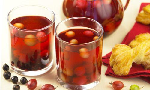 Теплый компот при панкреатите может стать богатым источником органических соединений и микроэлементов, необходимых для стимуляции выработки желудочного сока и нормализации состояния больного