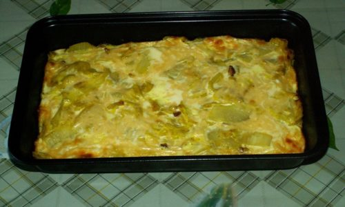Чтобы разнообразить меню, можно готовить запеканки с добавлением пекинской капусты