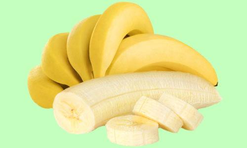 Перекусить можно бананом