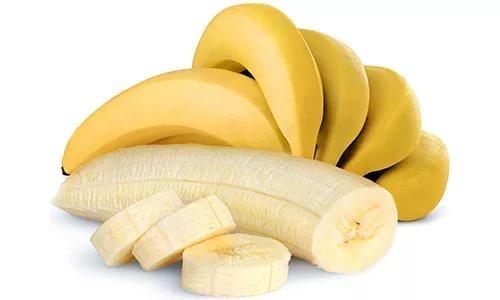 На перекус оставьте банан