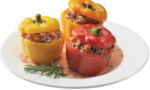 При этом виде панкреатита полезным будет фаршированный перец, поскольку блюдо способствует выведению плохого холестерина