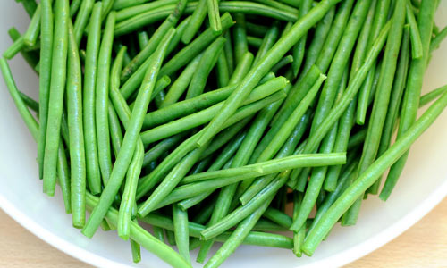 Существует мнение, что зеленая фасоль обладает высокими целебными и питательными свойствами